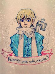APH Russia scary Fan Art by HimeKagamine