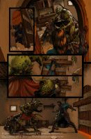 Magic #1 Page 4 by Level20Artist