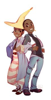 Ayanni and Andrew by lulles