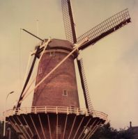 the old windmill by Anelgim