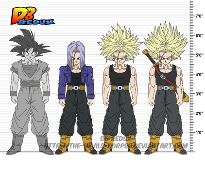 DBR Trunks (TL3) v5 by The-Devils-Corpse