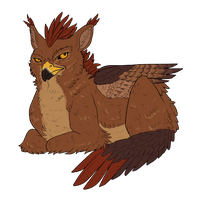 Gryphon Loaf by Sniv-The-Unworthy