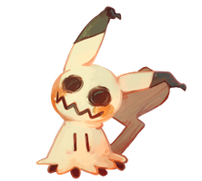 mimikkyu is dying by Nauseatingly