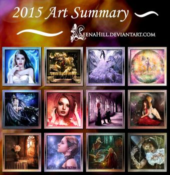 2015 Summary by LeenaHill