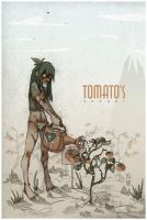 tomatos keeper by lemon5ky