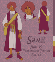 Samh by hyperionwitch