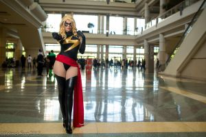 Ms Marvel III by gillykins