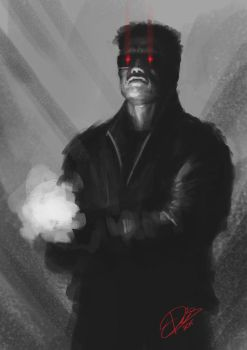 The Terminator sketch by Disse86