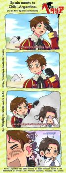 APH-Spain and ChibiArgentina- by vtophya