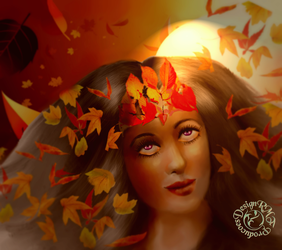 Autumn by sting45