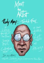 Rudy Mary- Meet the Artist by RudyMary