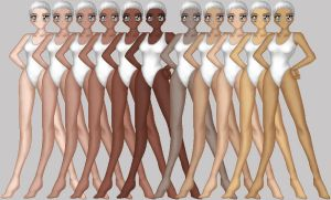SXv2.08 - Skin Colors by SailorXv3