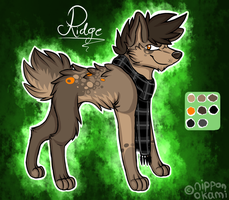 Ridge *ref* by meokami