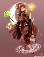 Just Monika Halloween Special by Aster-Effect