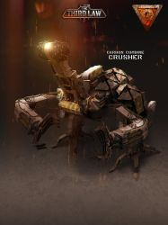 The Third Law: CC Crusher by AdamBurn