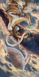 2018 The Pure Earth Zodiac Dragon Virgo by The-SixthLeafClover