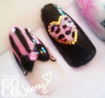 Sweety Nail Sample 2 by CandyRobot