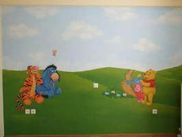 winnie the pooh 3 by Theatricalarts