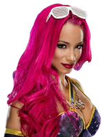 Sasha Banks 2017 v2 by NuruddinAyobWWE