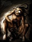 Gluttony by dholl