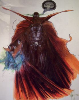 Spawn Sketchy by SharpWriter