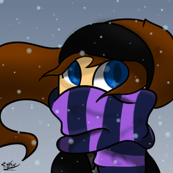 Winter Profile Pic by Zykic