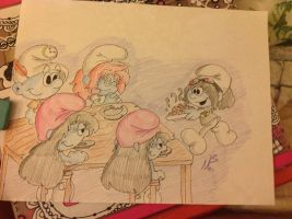 Cookie party!!!!!!!! by RichHoboM3
