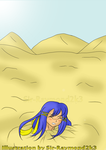 Lina in Desert Quicksand23 by Sir-Raymond2k3