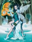 Twisted Fairies: Silvermist by jeftoon01