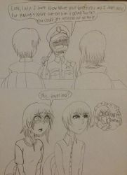 A Misunderstanding - SCaP ~Living Together~ by TomboyJessie13