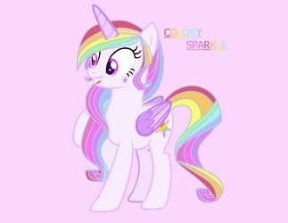 Colory Sparkle (NEW) by Colorysparkle