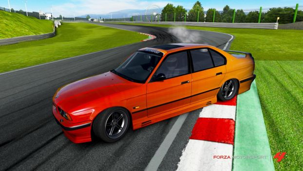 D1GP BMW Missile by d31b3r7
