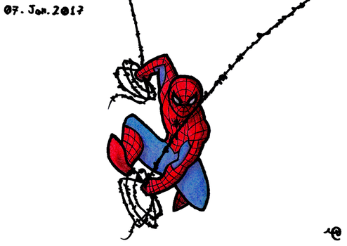 Your Friendly Neighborhood Spider-Man V2 by MaruanKaled