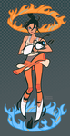 Chell - Portal 2 by oxboxer