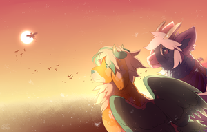 Waking Dreams by catwitches