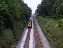 CSX 1540 by LDLAWRENCE
