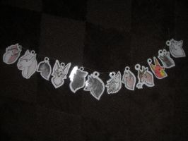 Another Pic of the Badges by wolfforce58