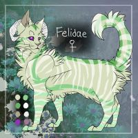 Felidae Ref. by DoctorCritical