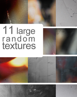11 large random textures by Kiho-chan
