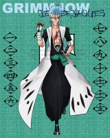 re: Grimmjow Jaggerjaques by PixelMagus