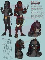 Kiit'du Character Sheet by Madam-Sparkz