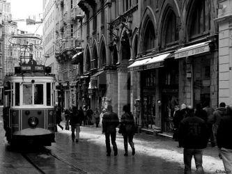 Tram by VicomtedeValmont