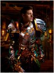 King of  Stormwind by Patri-ck