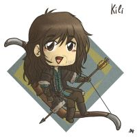 Weapons Collection_Kili by AlyTheKitten