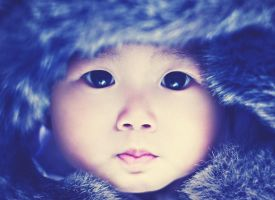 Eskimo Child by tu3m