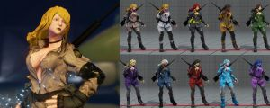 Kolin Sniper Wolf V1 by SleepingMaster