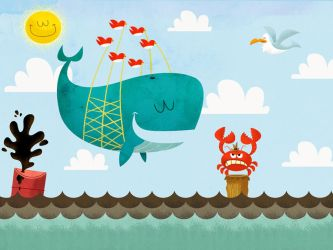 The Adventures of Fail Whale by MattKaufenberg
