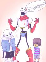 SANS, STOP by JinxPiperXD