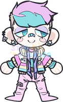 (CLOSED) pastel auction by star-stickers