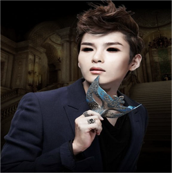 Evil Ryeowook - Black Eyes by danicalifornia45